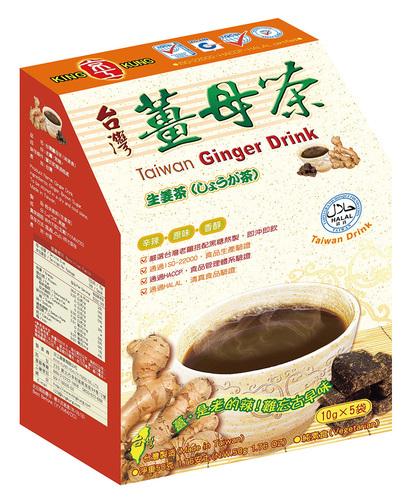 台灣薑母茶(5入) Taiwan Ginger Drink