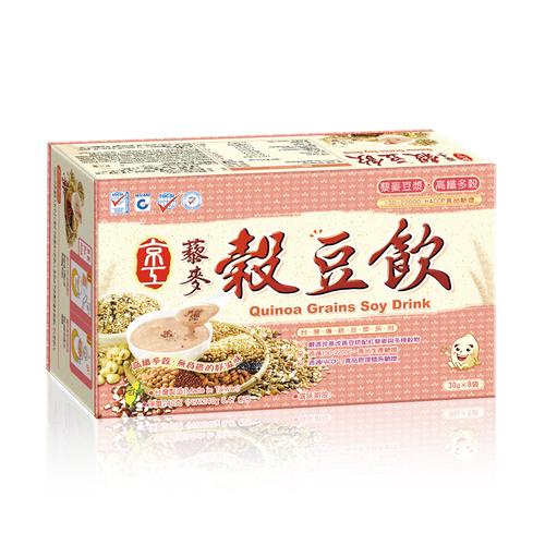 藜麥穀豆飲(8入)Quinoa Grains Soy Drink