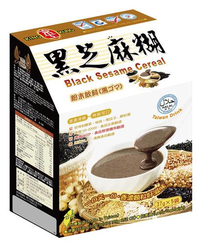黑芝麻糊(5入) Black Sesame Cereal